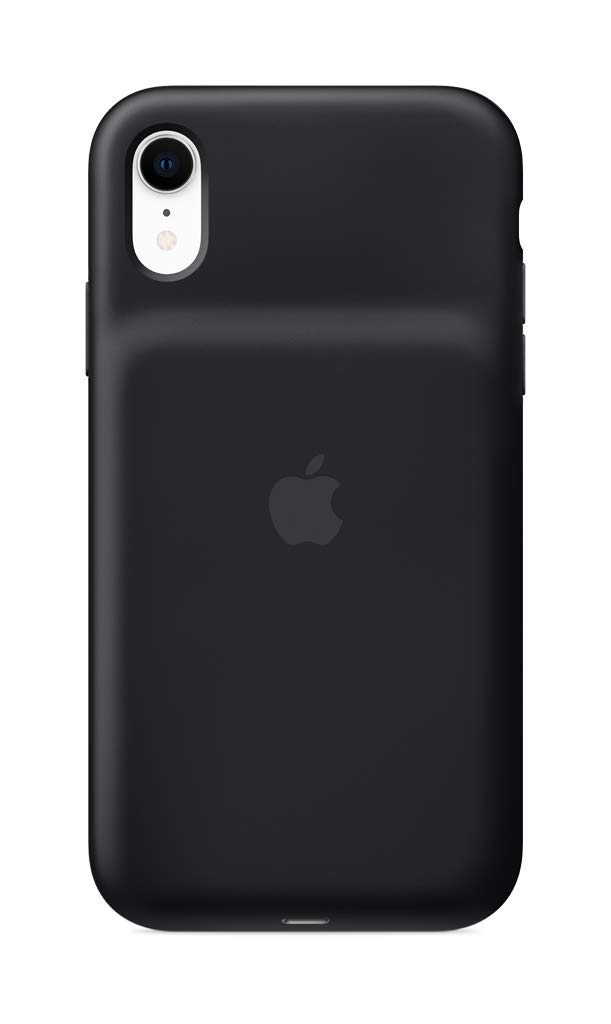 brand new 79c6a 812d6 Apple Smart Battery Case (for iPhone XR) - Black