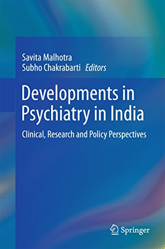 Download Developments in Psychiatry in India: Clinical, Research and Policy Perspectives Pdf