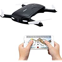 JJRC H37 Elfie foldable mini rc selfie drone With Wifi FPV 0.3MP Camera Altitude Hold&Headless Mode&One Key Return Quadcopter