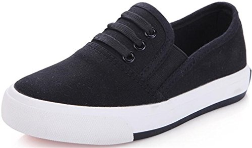 ppxid-boys-girls-basic-canvas-slip-on-loafers-casual-sneakers-student-school-shoes-black-2-us-little