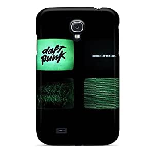 High Impact Dirt/shock Proof Case Cover For Galaxy S4 (daft Punk Human After All)