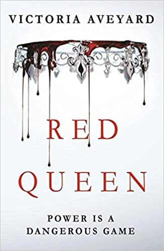 Image result for red queen cover change