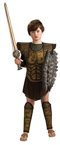 Boys - Clash Of Titans Perseus Child 2 Lg Halloween Costume (Clash Of The Titans Perseus)