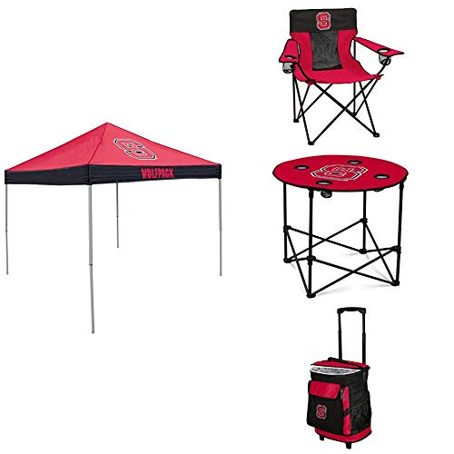 NC State Total Tailgate Package