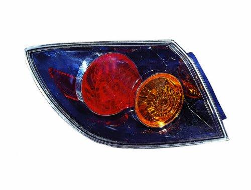 Depo 2212652 Piloto Trasero, Sin Portalámpara (Grupo Óptico), Exterior, Tipo Stanley Derecho: Amazon.es: Coche y moto