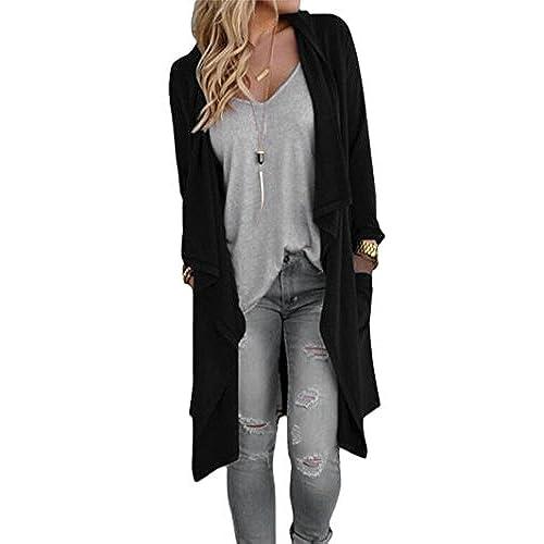 Women's Long Sweater Coats: Amazon.com