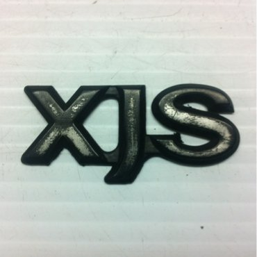 Oem Jaguar Xjs 82-96 Trunk Emblem (Small) Hhb5982ba by Jaguar