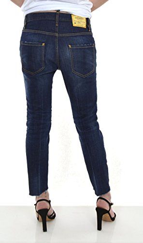 cool S30342 cropped S72LB0054 jeans Dsquared2 bistretch f5xtWqwn