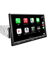 ATOTO 8inch Single-DIN F7 Pro F7G1A8PE in-Dash Video Receiver - CarPlay & Android Auto Receiver with Bluetooth, HD LRV(Live Rearview),Quick Charge,Phone Mirroring,USB/SD (up to 2TB Storage)