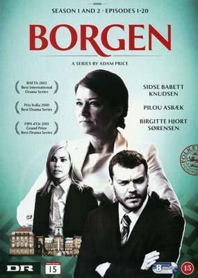 Amazon com: Borgen - Series 1 + 2 (Dvd) (Region 2) (Import) English