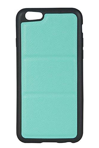 """Elastische TPU Silikon Handy Back Case Hülle mint-schwarz für """"Apple Iphone 6S"""" Cover Schale Tasche"""