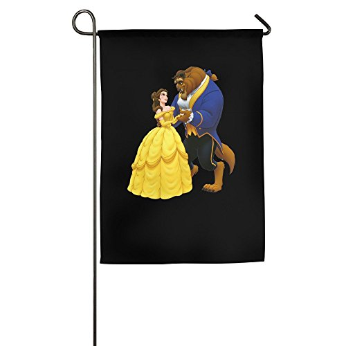 DEJML Custome Beauty And The Beast House Home Flag 1218inch (Game Of Thrones Season 5 Trailer compare prices)
