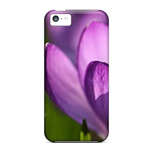 New Arrival Purple2 For Iphone 5c Case Cover