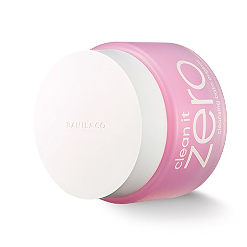 Korean skin care tips. BANILA CO NEW Clean It Zero Cleansing Balm Original for Normal Skin 100ml, double cleanser, removes makeup and dead skin cells, with Hot Springs Water, Vitamin E. NO, Without Parabens. #koreanskincare