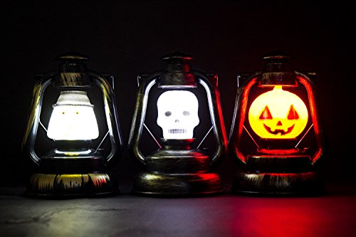 Halloween Scary Outdoor Light Pumpkin Skull Witch Lamp Haunted House Cosplay Party Home Decor-Witch Lamp