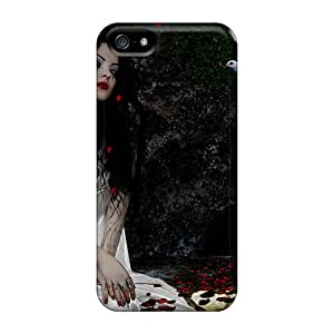 Series Skin Case Cover For Iphone 5/5s(the Last Letter)