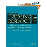 Image de Nursing Research: Generating and Assessing Evidence for Nursing Practice (Nursing Research (Polit)) 9th (Nineth) Edition