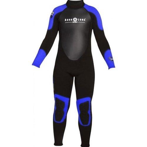 【超歓迎】 Aqua Lungスポーツメンズ3 B00ITCAGNW mm量子ストレッチFullsuit B00ITCAGNW Small|ブラック/ブルー ブラック Aqua/ブルー Small, 高鍋町:bc1eabd3 --- beyonddefeat.com