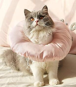 Amazon.com: Petseek Collar de recuperación para gato ...