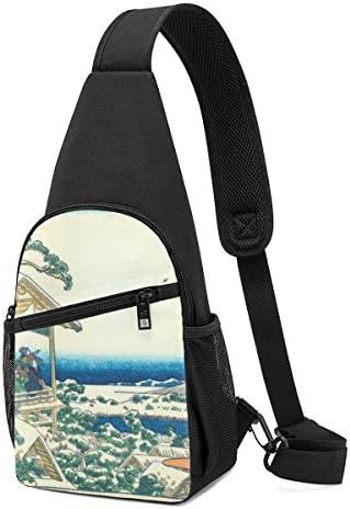 ボディ肩掛け 斜め掛け 礫川雪ノ旦 ショルダーバッグ ワンショルダーバッグ メンズ 軽量 大容量 多機能レジャーバックパック