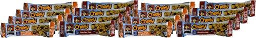 Quaker Chewy Granola Bars, 25% Less Sugar Variety Pack, 18 Bars, Net Wt. 15.2 oz