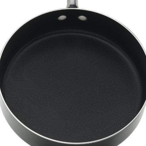 Farberware Millennium Nonstick Aluminum 12-Piece Cookware Set, Bronze by Farberware (Image #3)