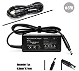 LJO-EEIH 65W AC Adapter Laptop Charger for HP Pavilion TouchSmart 14-B109WM 14-B109 14-b150us 15-B142DX 14-B120DX 15-b129wm ;for HP Pavilion Sleekbook 14, 14Z, 15, 15T Series; for Hp Envy 4 6 Spectre