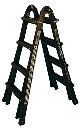 Black Rhino Professional Model 17 Ladder by Little Giant