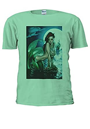 ariel mermaid nude