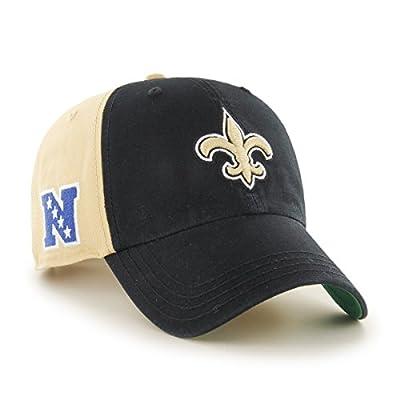 NFL Black Flagstaff '47 Clean Up Adjustable Hat