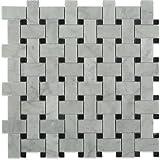 Trenza Carrera Black Dot (Sold by:SHEET) TRENWTCRBLK