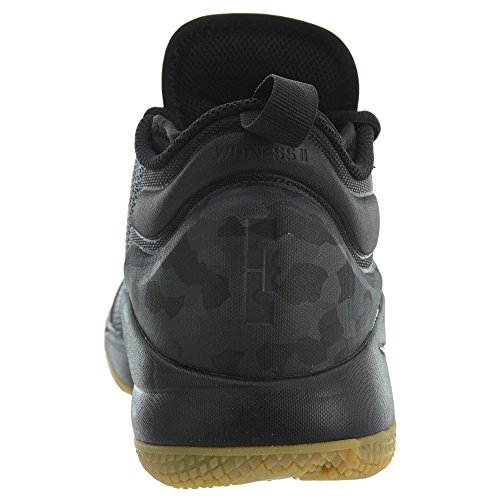 s Witness Ii 020 Lebron NIKE Multicolour Gum Men Light Black Fitness Shoes tqwHW15IfW