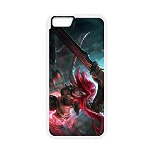 LOL Stylish League Of Legends Protective Case for iphone 6 Case iphone 6S Caser JS012