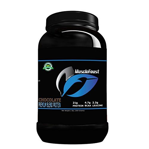 Cheap Muscle Feast Premium Protein Blend (Chocolate)