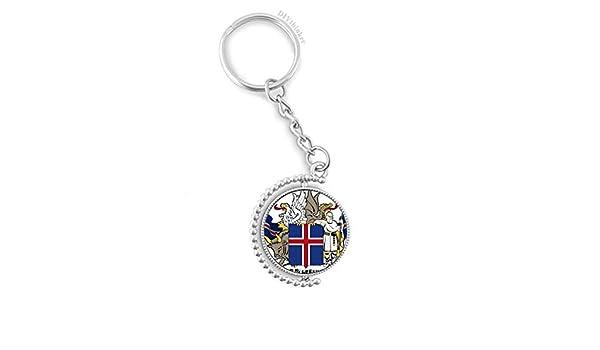 DIYthinker Noruega Emblema Nacional símbolo del país ...