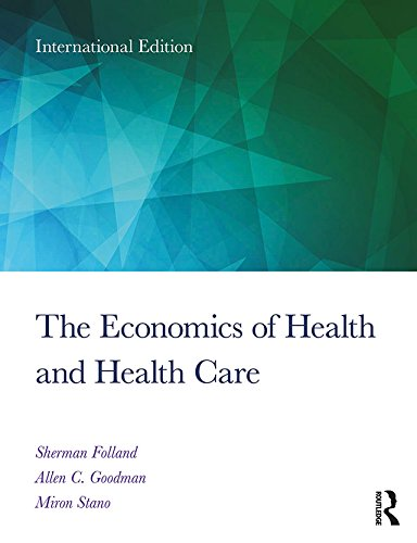 Download for free The Economics of Health and Health Care