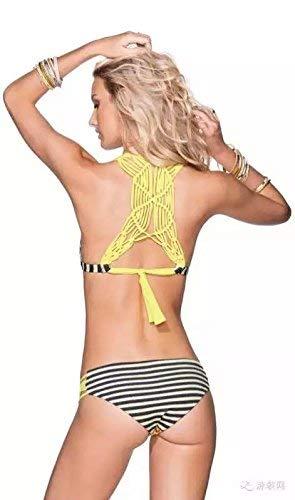 Woman S Taille Maillot Suit Bikini Oudan Bikini S De fashion Bain coloré vAttBEqzxw