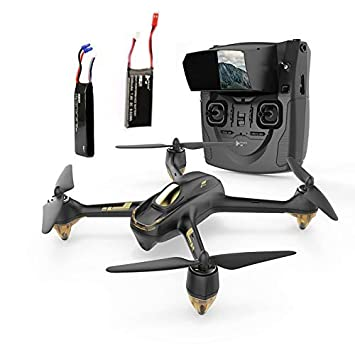 Hubsan H501S X4 Brushless Quadcopter Drone RC FPV Transmisor GPS ...