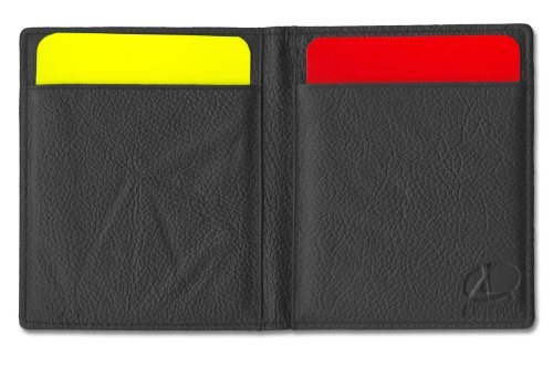 (Kwik Goal Leather Referee Wallet)