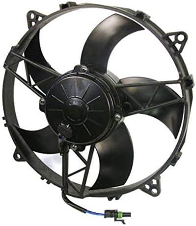 SPAL 30102022 SPAL ventilador eléctrico: Amazon.es: Coche y moto
