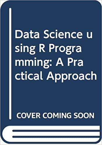 Livre pdf gratuit a telecharger en francais Data Science using R Programming: A Practical Approach