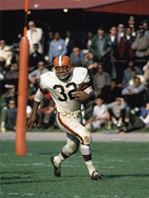 Jim Brown Cleveland Browns 8x10 Sports Action Photo (3)