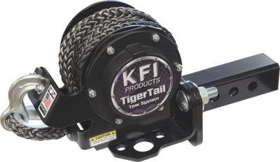 KFI Products Tiger Tail Tow System - 1 1/4in. Adjustable 101105