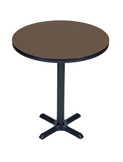 Amazoncom Bar StoolStanding Height Cafe And Breakroom Table - Standing cafe table