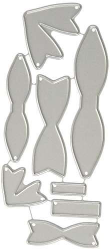 Your Next Stamp YNSD378 Die Small & Mini Bow Set, ()