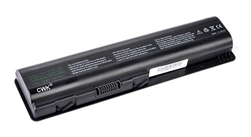 CWK Long Life Replacement Laptop Notebook Battery for HP G60-230US G60-231 G60-120us G60-125nr G60-230us G60-440us G60-458dx G60-120US G70 G70-460US G71-340US HPG60 HSTNN-UB72 482186-003