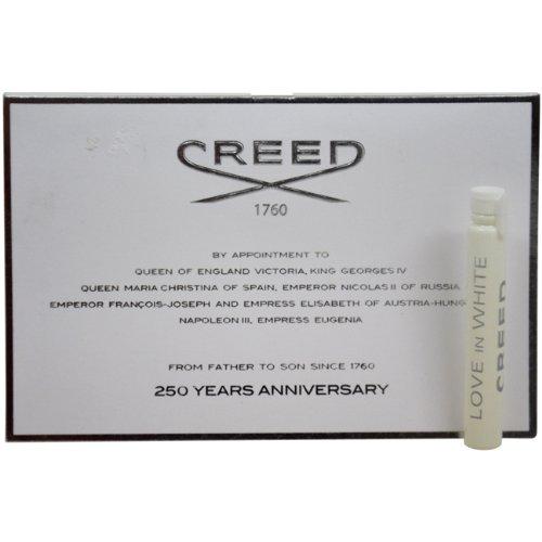 Millesime Splash (Creed Love In White for Women Millesime Splash Vial, Mini, 0.08 Ounce)