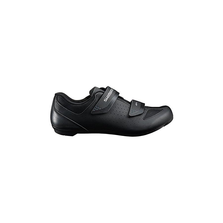 SHIMANO SH RP1 Cycling Shoe Men's Black; 39.0