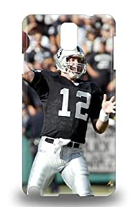 Hard Plastic Galaxy Note 3 3D PC Case Back Cover Hot NFL Oakland Raiders Rich Gannon #12 3D PC Case At Perfect Diy ( Custom Picture iPhone 6, iPhone 6 PLUS, iPhone 5, iPhone 5S, iPhone 5C, iPhone 4, iPhone 4S,Galaxy S6,Galaxy S5,Galaxy S4,Galaxy S3,Note 3,iPad Mini-Mini 2,iPad Air )