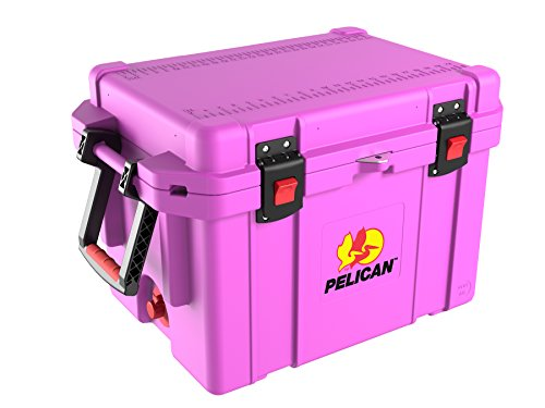 Oven Right Hinged (Pelican Products ProGear Elite Cooler, Purple, 35)